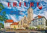 Erfurt - meine Stadt mit viel Herz (Wandkalender 2021 DIN A3 quer)