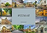 Weimar Impressionen (Wandkalender 2021 DIN A3 quer)