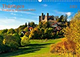 Thüringen Freistaat in Deutschlands Mitte (Wandkalender 2021 DIN A3 quer)