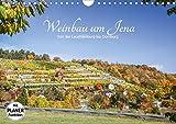 Weinbau um Jena (Wandkalender 2021 DIN A4 quer)