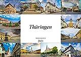 Thüringen Impressionen (Wandkalender 2021 DIN A3 quer)
