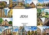 Jena Impressionen (Wandkalender 2021 DIN A2 quer)
