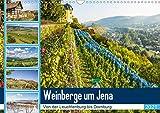 Weinberge um Jena (Wandkalender 2021 DIN A3 quer)