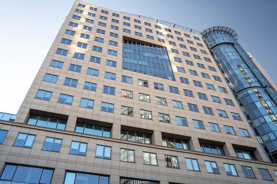 Bürogebäude Bau 59