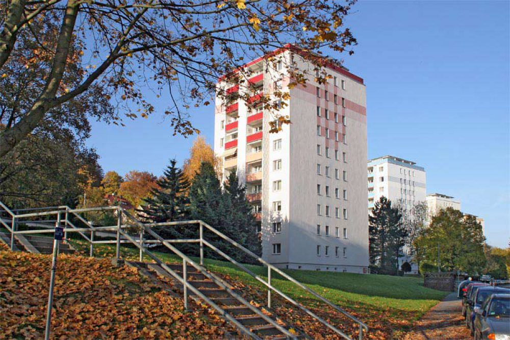 Herbst in Jena Nord